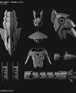 30MM w-10 Option Parts Sengoku Armor