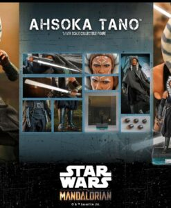 Ahsoka Tano Sixth Scale Figure DX Series