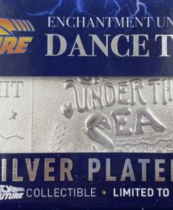 BTTF Enchantment Under the Sea Dance Ticket