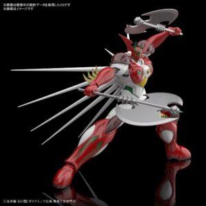 HG Getter Robo Arc PLastic Model