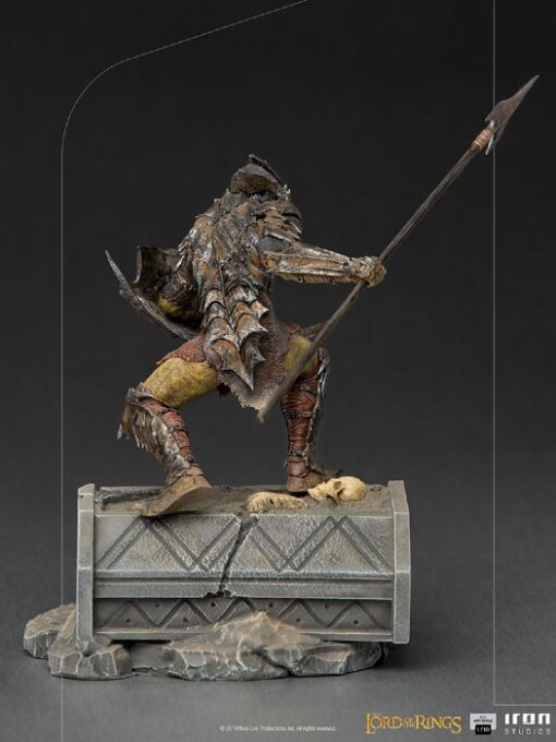 Armored Orc BDS Art Scale