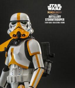 Artillery Stormtrooper Sixth Scale Figure TMS