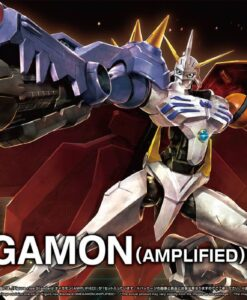 Digimon Omegamon Amplified Figure-rise