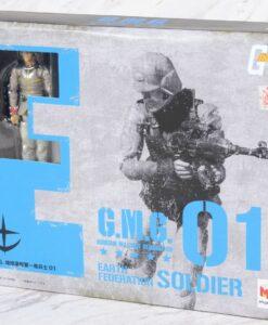 EFF Infantry 01 Action Figure