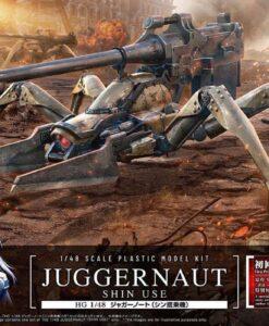 HG 86 Juggernaut Shin Use