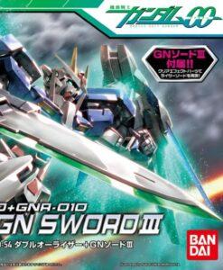 HG Gundam 00 00 Raiser GN Sword III