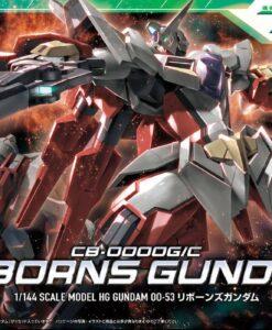 High Grade Gundam 00 Reborns Gundam