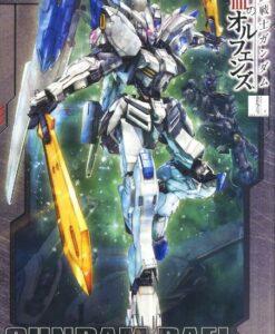 IBO Full Mechanics Gundam Bael