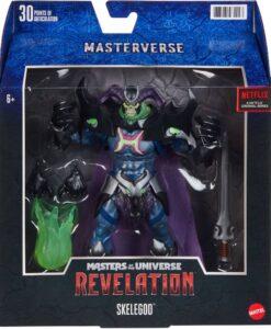 MOTU Revelation Skelegod Mattel
