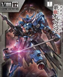 IBO Full Mechanics Gundam Vidar