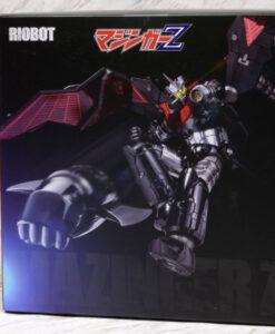 Riobot Mazinger Z Action Figure DIECAST