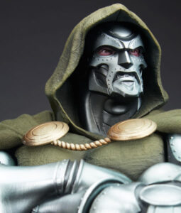 Doctor Doom Maquette Sideshow Collectibles
