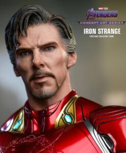 Iron Strange Concept Art Sixth Scale Figure DIECAST MMS