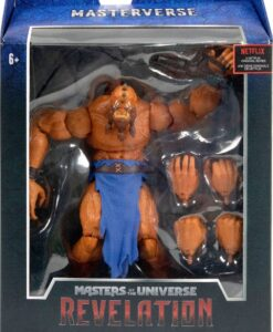 MOTU Revelation Beast Man Mattel