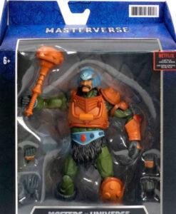 MOTU Revelation Man-At-Arms Mattel