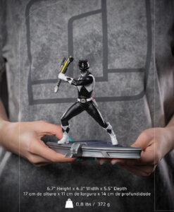 Power Rangers Black Ranger BDS