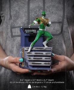 Power Rangers Green Ranger BDS
