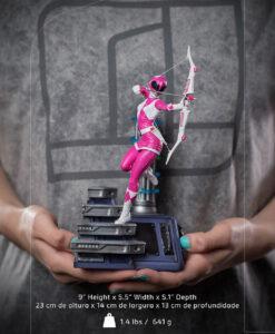 Power Rangers Pink Ranger BDS
