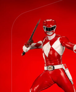 Power Rangers Red Ranger BDS