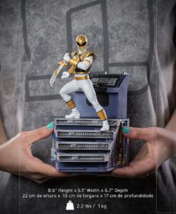 Power Rangers White Ranger BDS