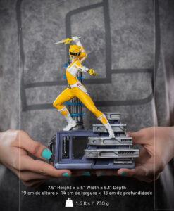 Power Rangers Yellow Ranger BDS