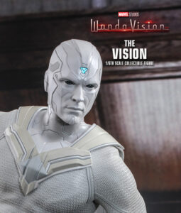 WandaVision The Vision Sixth Scale Figure TMS