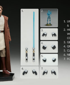 Clone Wars Obi-Wan Kenobi Sixth Scale Figure