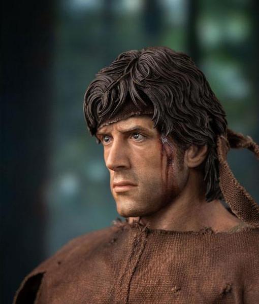 First Blood Rambo Sixth Scale Figure