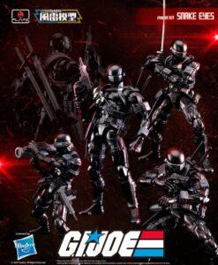 G.I. Joe Furai Model Snake Eyes