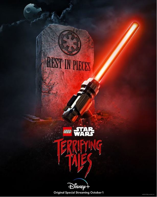 LEGO Star Wars Terrifyng Tales