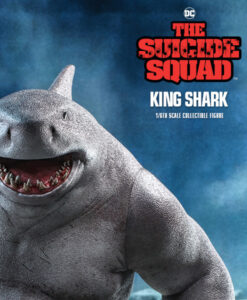 Suicide Squad King Shark Sixth Scale Figure PPS