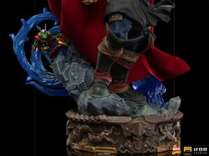 Thor Unleashed Deluxe Art Scale Statue