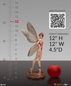 Tinkerbell Fall Variant Statue