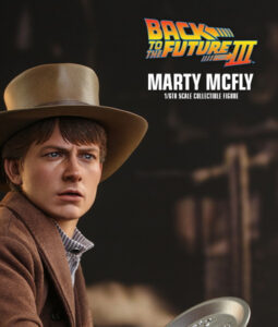 BTTF3 Marty McFly Sixth Scale Figure MMS