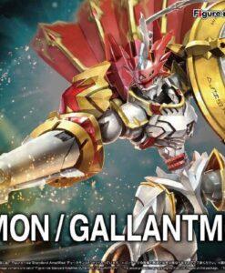 Digimon Tamers Dukemon Figure-rise Standard Amplified