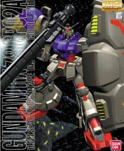 Master Grade Gundam RX-78 GP02A