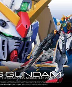 Real Grade XXXG-01W Wing Gundam