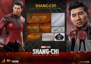 Shang-Chi Sixth Scale Action Figure MMS
