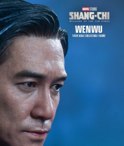 Wenwu Sixth Scale Action Figure MMS