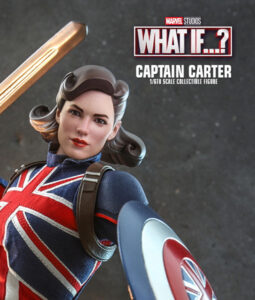 What If Captain Carter Sixth Scale Figure TMS