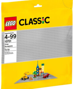 10701 LEGO Classic Gray Baseplate