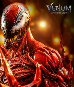 Carnage Deluxe Version Sixth Scale Figure MMS