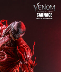 Carnage Sixth Scale Action Figure MMS